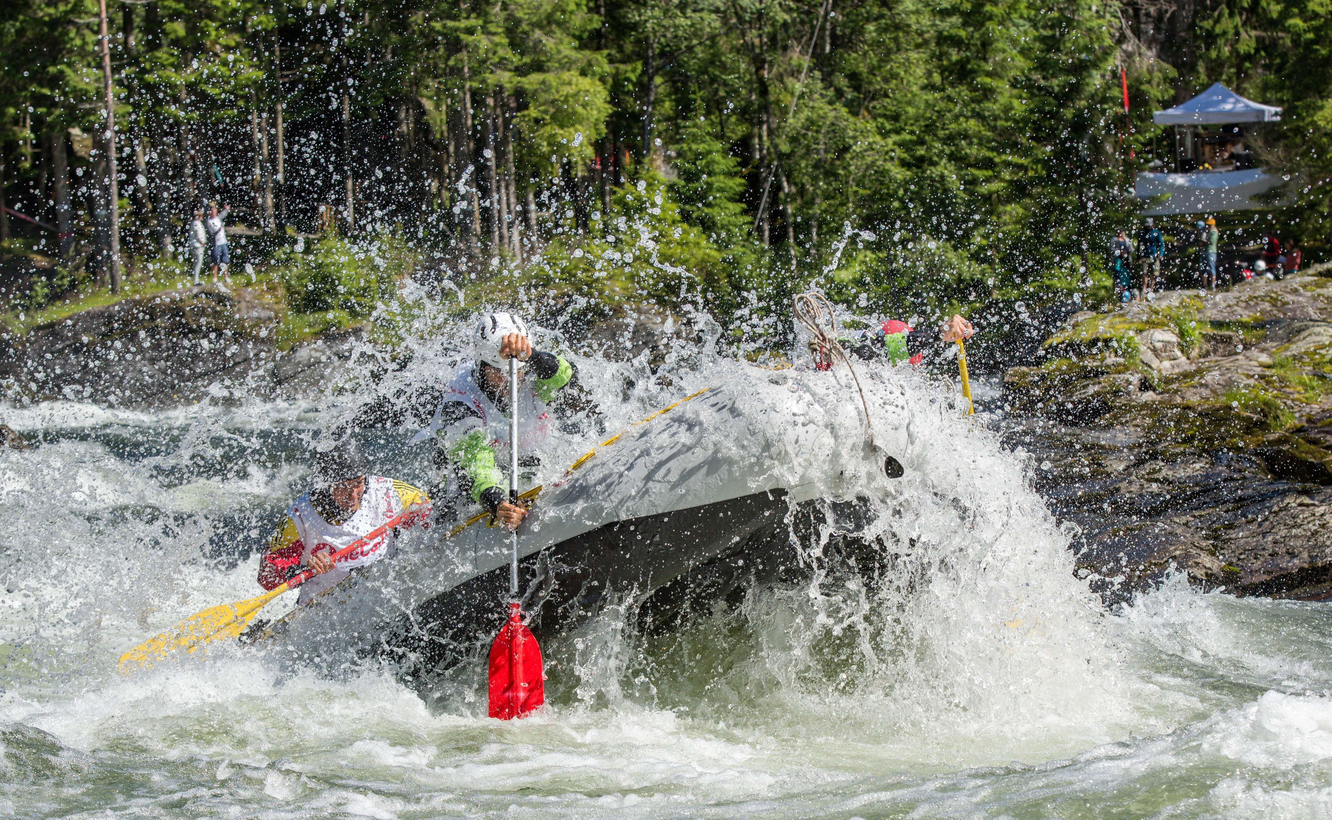 River_Rafting Swiss Actvities