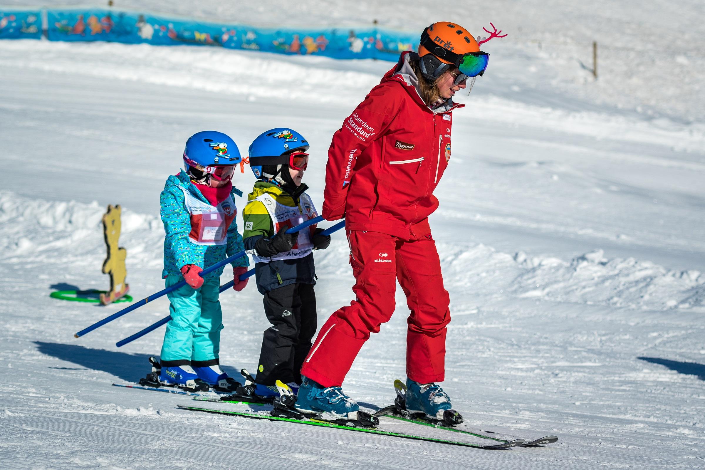 Skischool Swiss Activities
